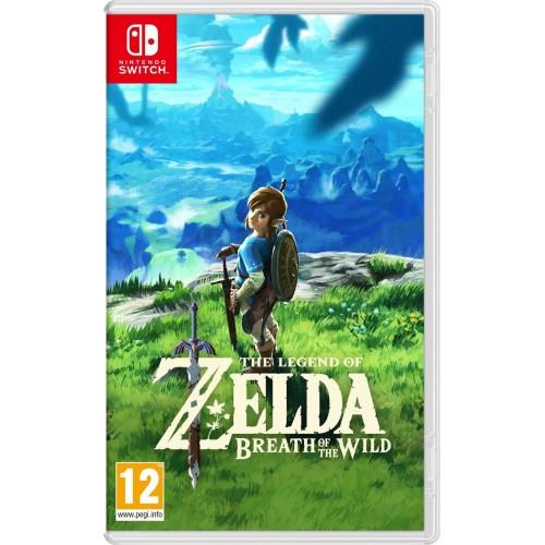 Nintendo The Legend of Zelda: Breath...