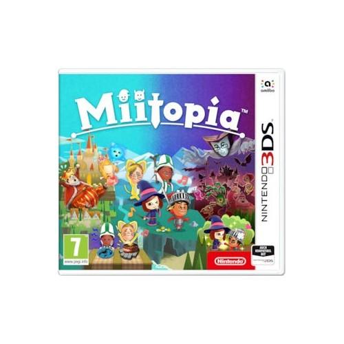 Nintendo Miitopia videogioco Nintendo...