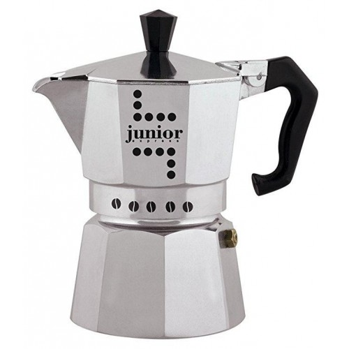 Bialetti Junior - Caffettiera Moka, 3...
