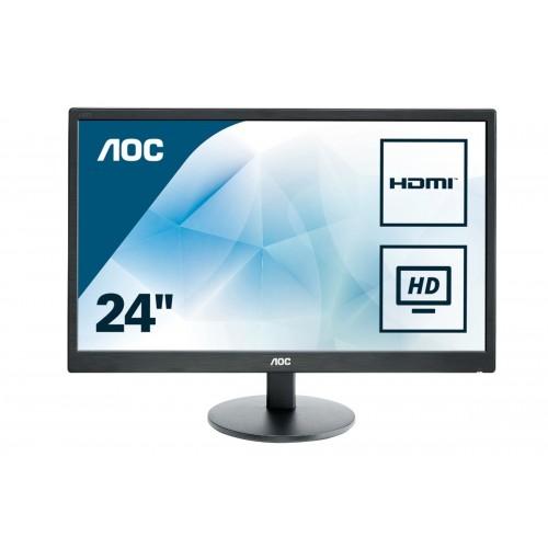 AOC Basic-line E2470SWHE LED display...