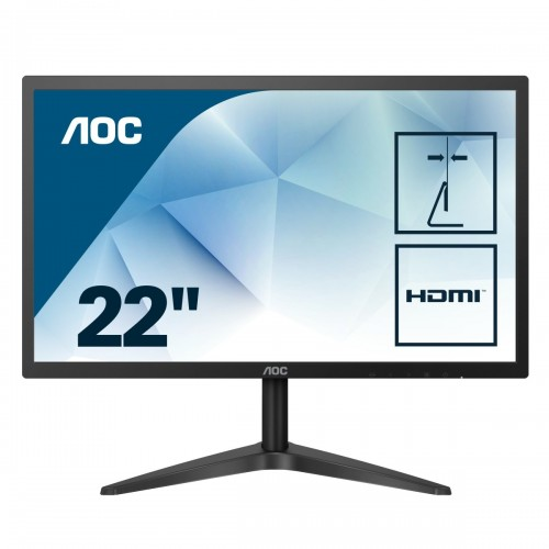 AOC Basic-line 22B1HS monitor piatto...