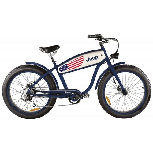 Bicicletta Elettrica E-Bike JEEP Cruise C26E
