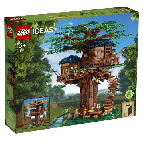 Lego Ideas 21318 - Casa sull'Alberto