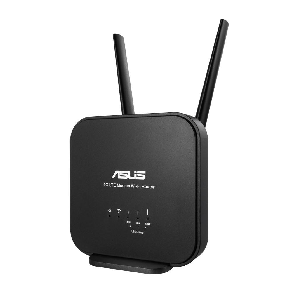 ASUS 4G-N12 B1 router wireless Banda singola Fast Ethernet Nero