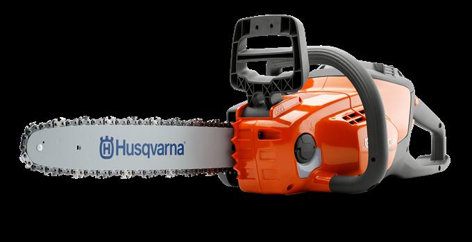 HUSQVARNA 120i - Motosega a Batteria 36 V Barra 35 cm