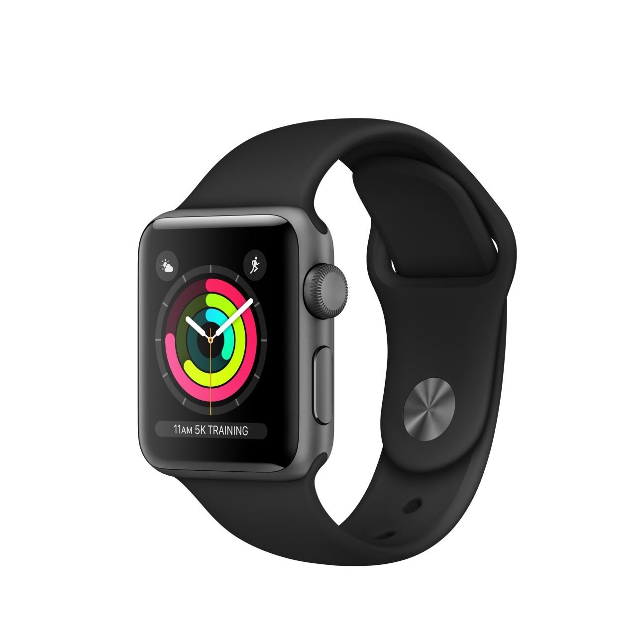 Apple Watch Series 3 Grigio GPS (satellitare)