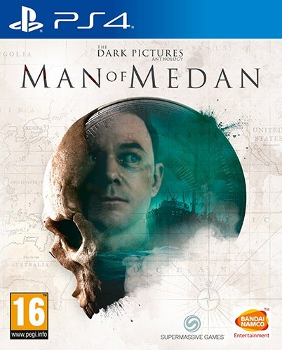 Image of BANDAI NAMCO Entertainment The Dark Pictures Anthology: Man of Medan, PS4 PlayStation 4 Basic Inglese