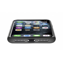 Cellular Line Cover Sensation Black Per IPhone 11 Pro Max 8018080354625 Custodia