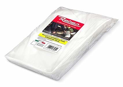 20x28 VT3501 Laica Confezione 100 sacchi sacchetti Sottovuoto