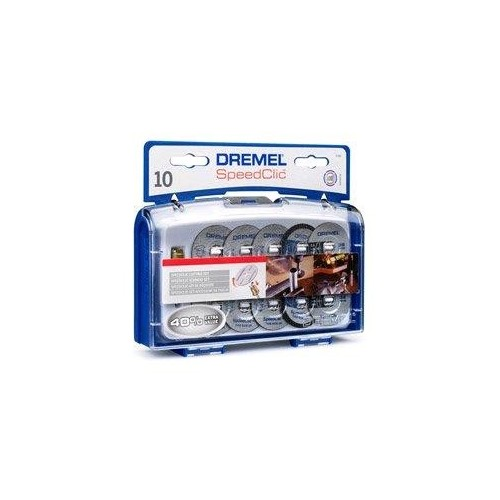 Dremel SC690 SpeedClic - Set Accessori