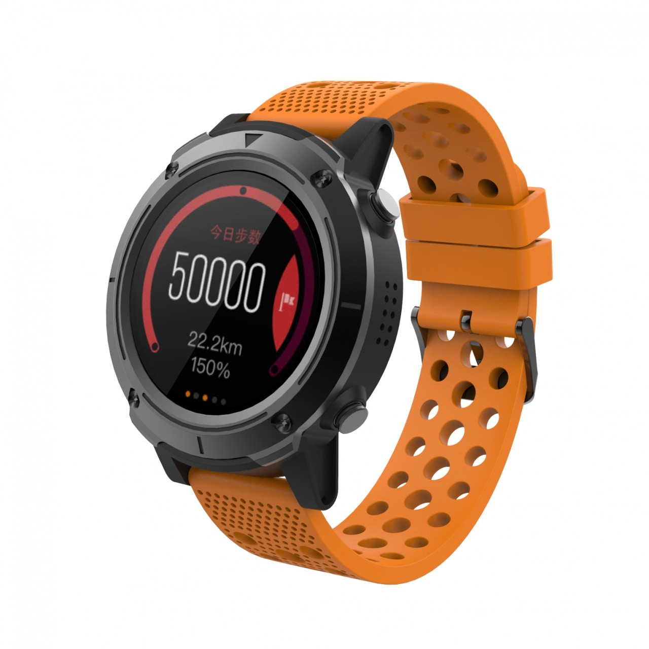 smartwatch Denver SW-510ORANGE Nero GPS (satellitare)