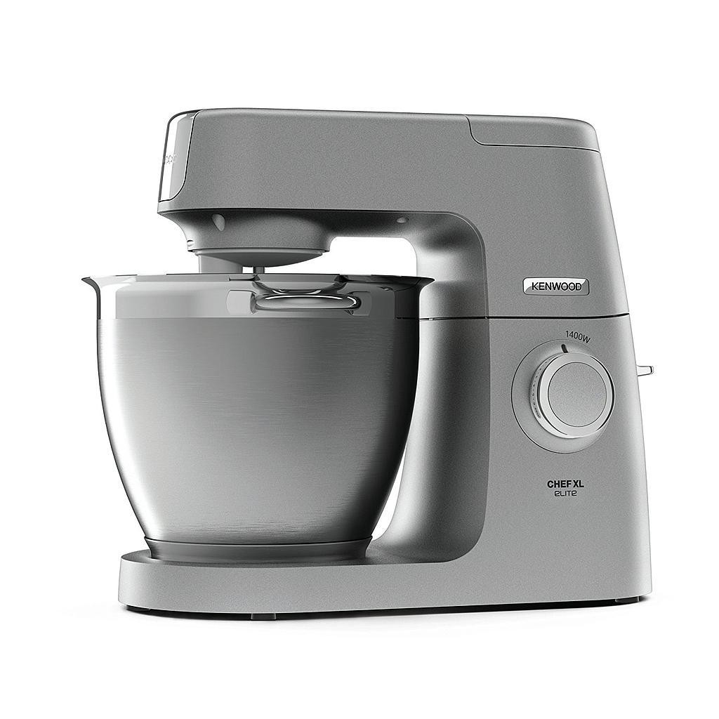 Kenwood Chef Sense XL KVL6300S - Impastatrice, 1400 W, 6,7 Lt., 6 Velocità
