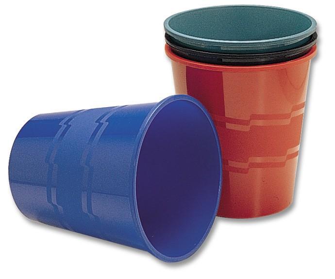 Image of Methodo PS94 Rotondo Blu Plastica