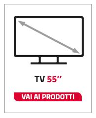 tv 55 pollici