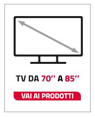 tv da 70 a 85 pollici