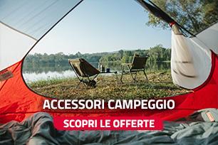 Accessori campeggio